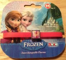DISNEY FROZEN ROXO interchangeable charms ANNA & ELSA bracelet