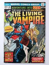 Adventure into Faer #20  1st Morbius