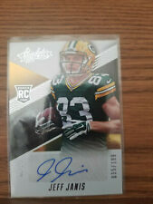 2014 Panini Absolute Jeff Janis Auto RC 35/199 Packers