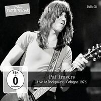 Pat Travers - Live At Rockpalast: Cologne 1976 [New CD] With DVD