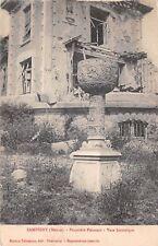 SAMPIGNY Propriétée POINT CARRÉ vase historique