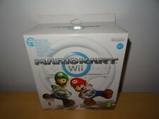 Mario Kart Wii - Big Box Edition with wheel  Nintendo Wii  [PAL] NEW UNSEALED