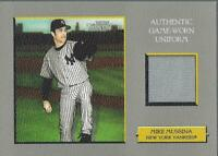 2006 Topps Turkey Red Relics #MM Mike Mussina Pants B - NM-MT