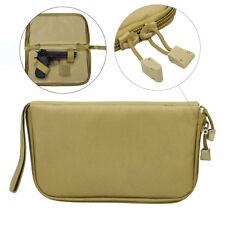 Tactical Hand Gun Bag Portable Gun Carry Holster Storage Case for smaller Pistol