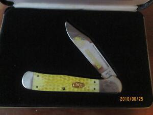 CASE XX USA 1988 ERA Y61066 LARGE 1849 CALIFORNIA GOLD RUSH FOLDING KNIFE