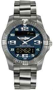 Brand New Breitling Professional Aerospace Evo Men's Watch E79363101C1E1 on Sale
