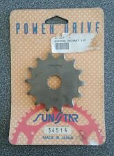 SunStar Power Drive Sprocket Replacement 34514 14T