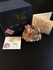 Harmony Kingdom Love For Shale Adelie Penguins Hooker Blue Box Series 810/1,500