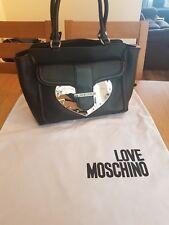 Genuine Moschino Black Handbag