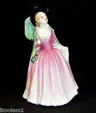 "M68 - Royal Doulton Miniature Figurine - 4"" - Mirabel - Retired 1949"