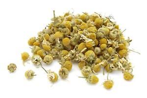CHAMOMILE Dried Flowers Loose Leaf Tea Grade 100% Pure Premium Quality! 25g-1kg