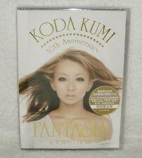 Koda Kumi 10th Anniversary FANTASIA in TOKYO DOME Taiwan Ltd 2-DVD