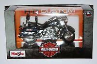 Maisto - Harley Davidson 2002 FLHRSEI CVO Custom - Model Scale 1:18