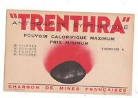 Buvard - Anthracite Trenthra. ETAT NEUF (réf. 64/16)