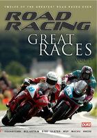 Road Racing Great Races DVD