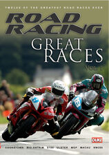 Road Racing Great Races DVD