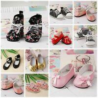 Zubehör Prinzessin Leder 18 Zoll Puppen Schuhe Baby_Geschenke.,Deko R0Z5 J7N1