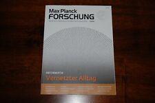 Wissenschaftsmagazin Max Planck Forschung 1.2014 der Max-Planck-Gesellschaft