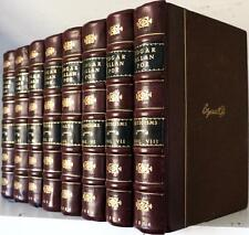 1884 THE WORKS OF EDGAR ALLAN POE LIMITED ED #97of315 COPIES SIGNED BY PUBLISHER