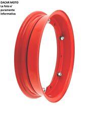 225000013 RMS Cerchio rosso Piaggio Vespa 50cc-Et3-Px-pk 3.50-10 610120m