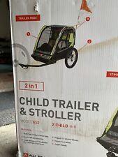 Allen bike trailer 2 in 1 ( can use as stroller )