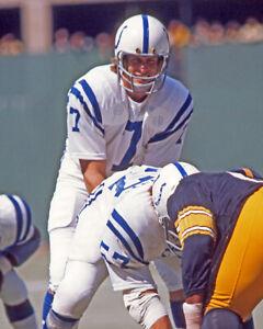 Baltimore Colts BERT JONES 8x10 Photo NFL Football Print Glossy Poster