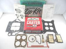 NOS Carter WCFB Carb Kit 1957-1959 Studebaker Truck 3E 4E 4 Barrel Carburetor