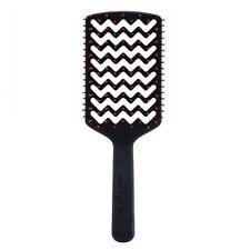 Professional Cricket Static Free Fast Flow XL Hair Brush - Non Slip Comfort Grip
