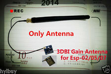 Antenna for Esp-05 ESP-07 Esp-02 ESP8266 Wireless  Serial WIFI Module