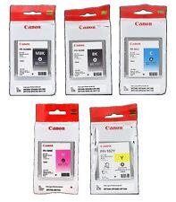 5 Original Tinte Canon iPF750 iPF760 iPF765 / PFI-102 MBK BK C Y 104M - MHD 2017