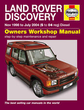 Landrover Discovery Diesel from 1998-2004 with MPN HA4606