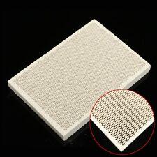 Ceramic Honeycomb Soldering Solder Block Plate Jewellers Heat Proof Board New