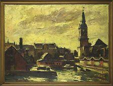 EXPRESSIONIST EINER JOHANSEN 1893–1965 »STADTANSICHT KOPENHAGEN«