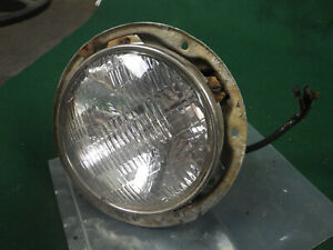 1948 1949 1950 Ford Truck Aluminum Headlight Bucket F1 F2 F3 48 49 50 51