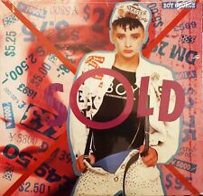 Boy George LP USA 11 Track 1987 Album Vinyl - in Orig Cellophane