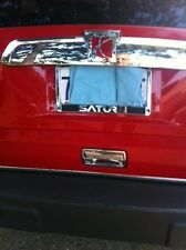 SATURN VUE 2002-2007 REAR HATCH CHROME ABS HANDLE, WITH OR WITHOUT KEYHOLE