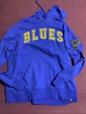 St. Louis Blues 47 Brand Striker Sweatshirt