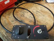 (LB7) JLG Heater Control Panel/Cable (JLG #: 8036114)