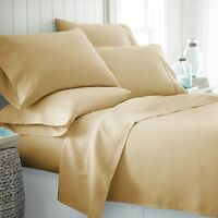 Home Collection Youth Bedding Ultra Soft 6 Piece Bed Sheet Set - Hypoallergenic