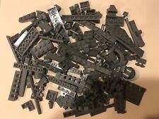 LEGO Bricks Assorted Lot (Dark Gray)