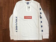 New Gosha Rubchinskiy Paccbet Dawn Printed Long Sleeved T-Shirt Supreme Size S