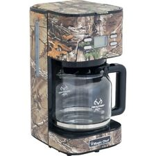 New Magic Chef Mcl12Cmrt 12 Cup Coffee Maker 12Cup Digital Coffeemaker camo