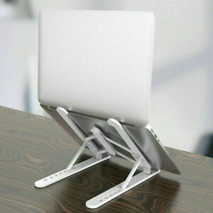 Portable Laptop Stand Base Support Notebook Stand For Macbook Computer Tablet US