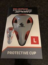 Shock Doctor Sport Protective Cup (Size Large)