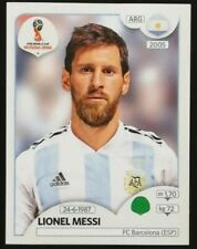 Cromo Messi RUSSIA 2018 world cup!!!!