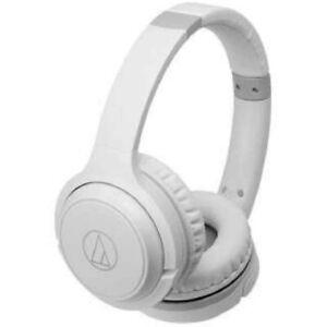 Audio-Technica Bluetooth Wireless Headphone ATH-S200BT WH White Regular Inport