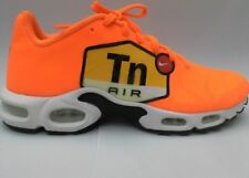 Nike AIR MAX PLUS NS GPX Gr. 43 wie neu Orange  AJ7181 800 TN  Air Max 90 97 95
