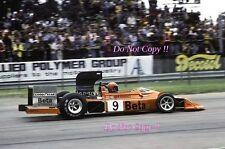 Vittorio Brambilla March 751 British Grand Prix 1975 Photograph 1