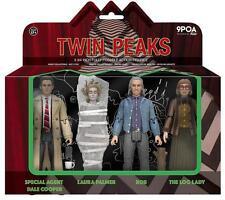 Funko Action Figures Twin Peaks 4 Pack