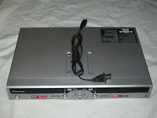 Pioneer DVR-531H DVR-531H-S HDD DVD Recorder TESTED WORKS GREAT FREE SHIPPING